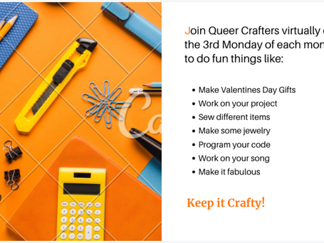 Queer Crafters Meetup