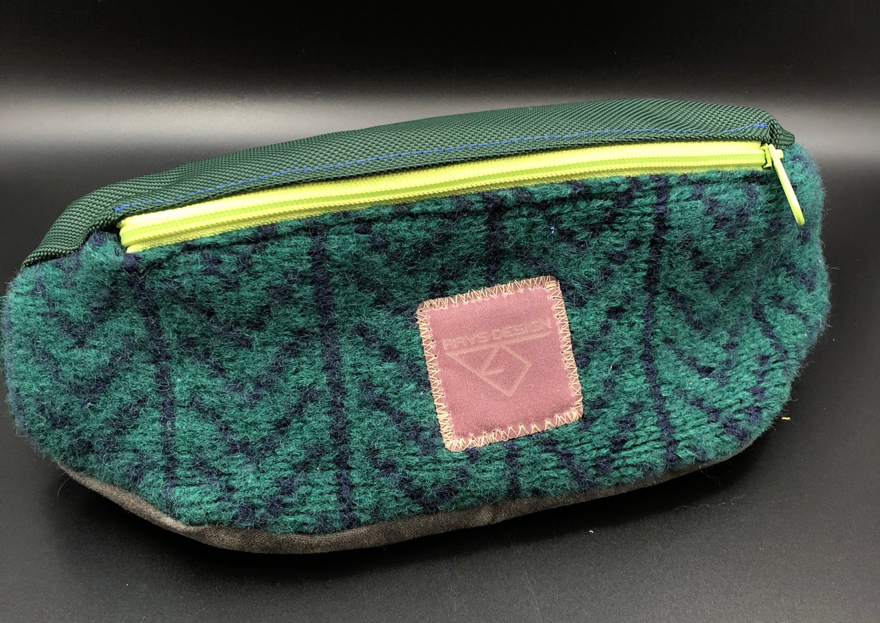 Wool Sweater Fanny Pack