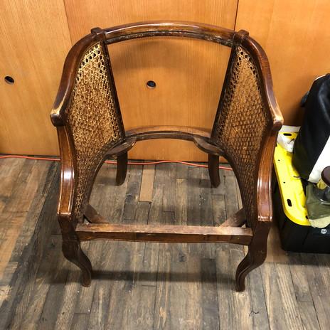 Antique Chair Frame