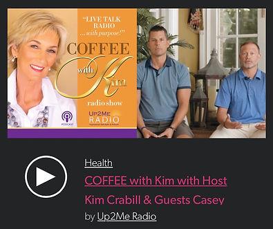 COFFEE with Kim Radio Show