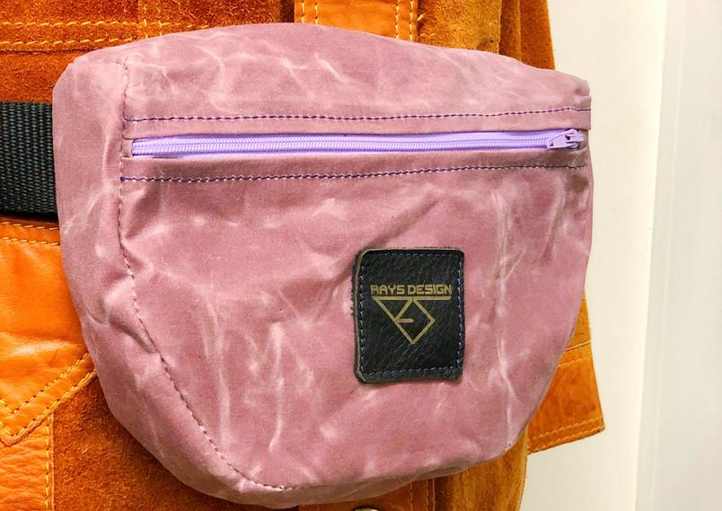 Saddle Style Fanny Pack