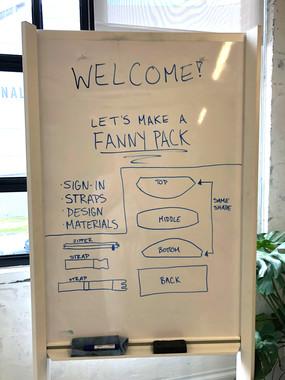 Let's make a Fanny Pack!