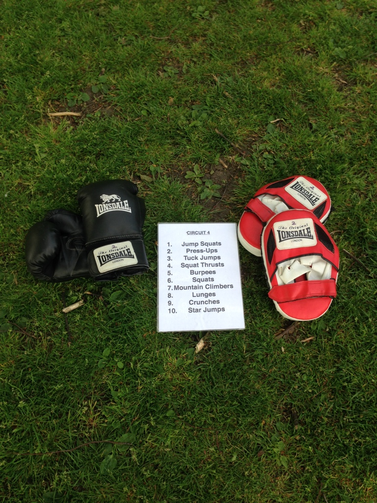 Boxing circuit