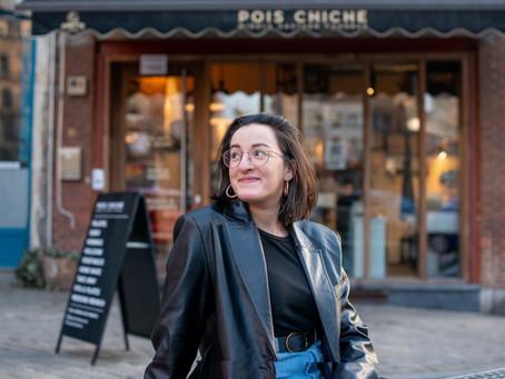 INTERVIEW: Inès Haddouch