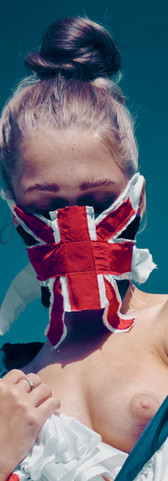 HOSH Union Jack Mask