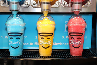 Skwishee Frozenated Drinks