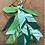 Thumbnail: Porte clefs Aqua/vert