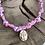 Thumbnail: Collier rose croix