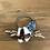 Thumbnail: 2 Mini couronne bleu