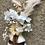 Thumbnail: Couronne fleur séchées naturelles