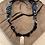 Thumbnail: Collier noir serpent