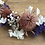 Thumbnail: couronne naturel violet et terra