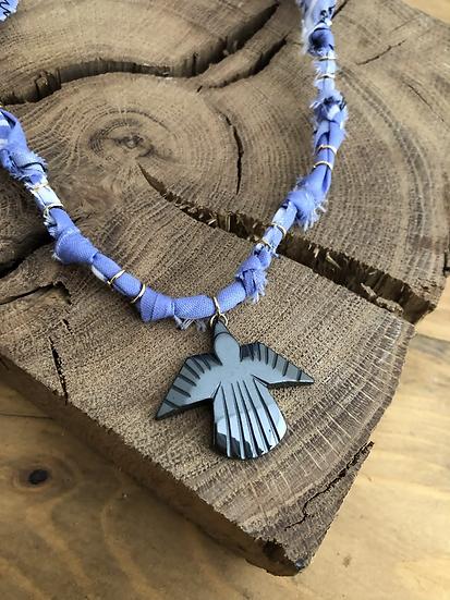 Collier lilas condor