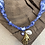 Thumbnail: Collier lilas multi main
