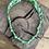 Thumbnail: Collier vert clair oeil