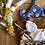 Thumbnail: Barboteus short bleu marguerite