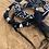 Thumbnail: Bracelet double tour marine homme anneau