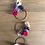 Thumbnail: 3 mini couronnes violette