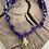 Thumbnail: Collier violet main