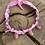 Thumbnail: Collier rose multi coquillages
