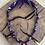 Thumbnail: Collier violet palmier piment rouge