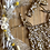 Thumbnail: Body camel à fleurs blanches