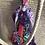 Thumbnail: Porte clefs vert /violet