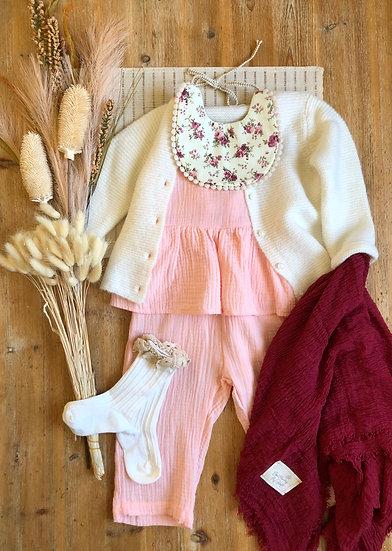 Combinaison Pantalon Rose