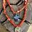 Thumbnail: Collier orange condor