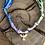Thumbnail: Collier vert/rose/bleu phœnix