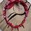 Thumbnail: Collier rouge multi piments