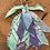 Thumbnail: Porte clefs lilas/ciel/aqua