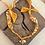 Thumbnail: Collier mandarine multi main