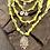 Thumbnail: Collier Palmier jaune