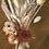 Thumbnail: couronne naturel rosé/terra