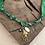 Thumbnail: Collier vert multi main