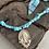 Thumbnail: Collier aqua madone