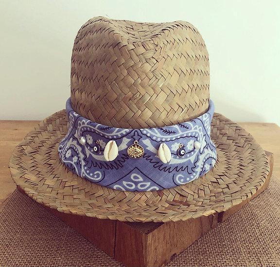 Chapeau lilas