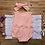 Thumbnail: Body dentelle rose