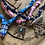 Thumbnail: Collier bleu locket