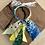 Thumbnail: Joncs jaune/vert bleu/bleu rose