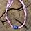 Thumbnail: Collier rose scarabée
