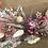 Thumbnail: couronne naturel et bois de rose