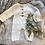 Thumbnail: Combinaison Pantalon Bébé Blanche