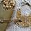 Thumbnail: Bavoir et attache tétine ocre