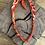 Thumbnail: Collier orange condor strass