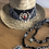Thumbnail: Collier noir locket condor