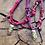 Thumbnail: Collier fuschia serpent strass