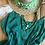 Thumbnail: Collier vert serpent