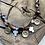 Thumbnail: Collier léopard croix